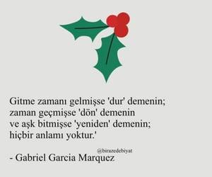 ask, gabriel garcia marquez, and kişisel gelişim image