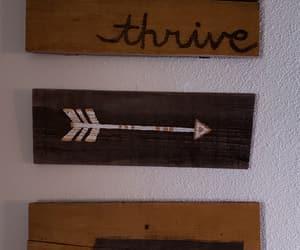 arrow, washington, and brown image