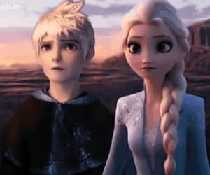 disney, crossover, and elsa image
