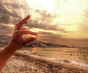 sea, sun, and swimm image