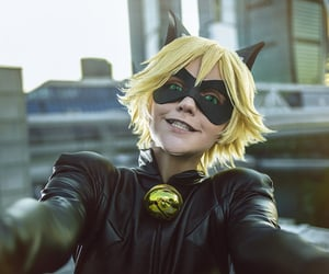 Chat Noir, cosplay, and adrien agreste image