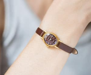 etsy, anniversary gift, and petite womens watch image
