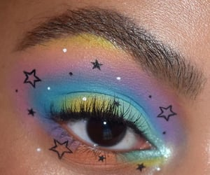 aesthetic, soft, and stars image