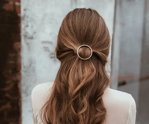 fall, hairstyle, and hair image