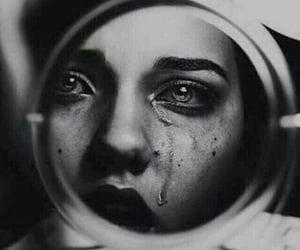sad and cry image