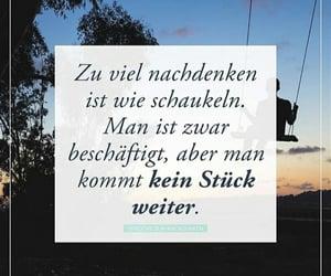 deutsch, nachdenken, and stuck image