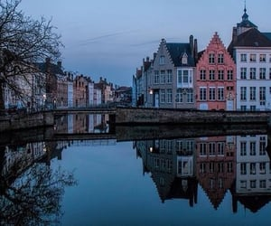art, blue hour, and beautiful image