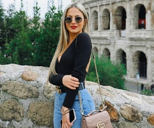 clothes, girl, and lifestyle image