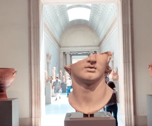 museum, new york, and sculpture image