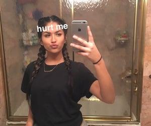 girl and braids image