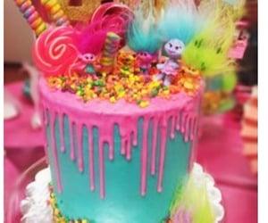 cake, party, and socialmedia image