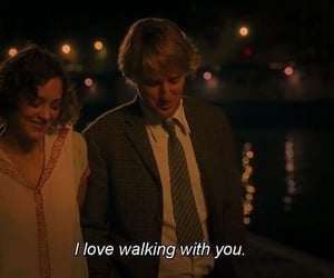love, couple, and midnight in paris image