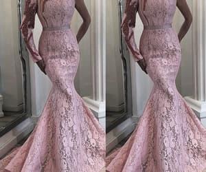 evening gowns, women fashion, and robe de soirée image