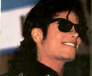 90s, king of pop, and smile image