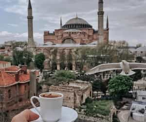 coffee and istanbul image