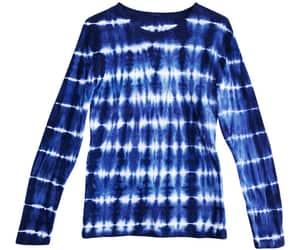 etsy, long sleeve t shirt, and womens boho t shirt image