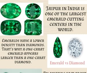 online shopping, emerald facts, and gemstone image