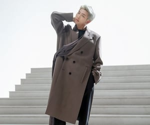 kpop, kim namjoon, and leader image