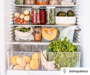 food, fridge, and friendly image