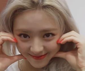 aesthetic, chaeyeon, and chaeryeong image