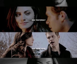 The Originals, klaus mikaelson, and hayley marshall image