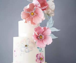 cake, cakes, and desserts image
