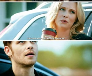 The Originals, caroline forbes, and klaroline image