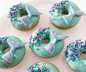 dessert, desserts, and donut image