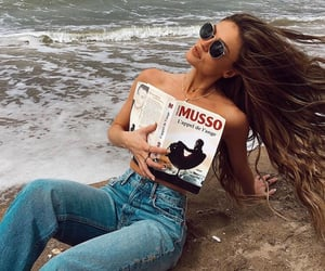 book, france, and girl image