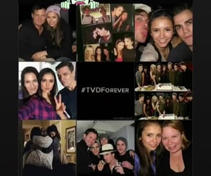 actors, friend, and tvd forever image
