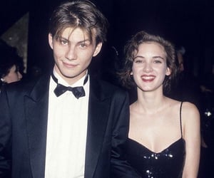 winona ryder, christian slater, and Heathers image