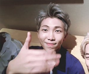 kpop, joon, and namjoon image