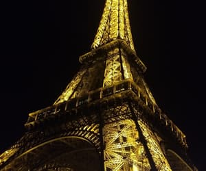 eiffel, parís, and europe image