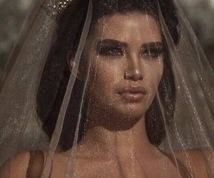 diamond, shine, and makeup image