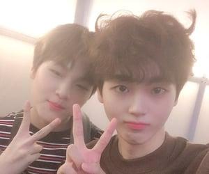 hyungjun, song hyungjun, and nam dohyon image