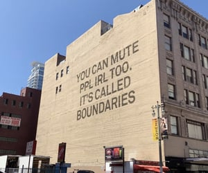 aesthetic, mural, and quote image