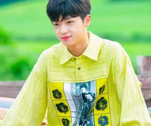 x1, cho seungyoun, and lee hangyul image