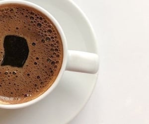 black and coffee image
