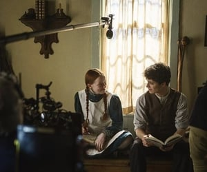anne shirley, love, and amybeth mcnulty image