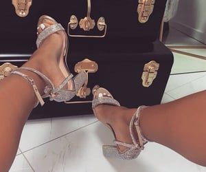 heels, luxury, and lux image