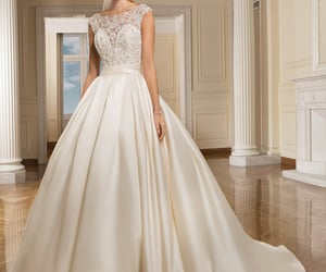 ball gown, disney, and dress image