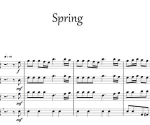 cello, spring, and viola image