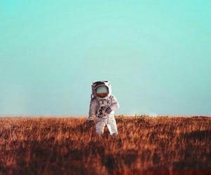 alone, illustration, and landscape image