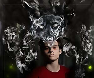 art, tw, and dylan o'brien image