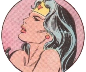 mine, diana prince, and wonder woman image
