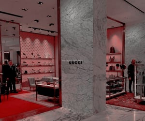 gucci, luxury, and shopping image