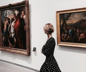 art, fashion, and dress image