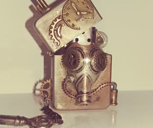 lighters and steampunk image