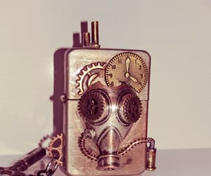 diy, lighters, and steampunk image