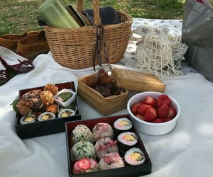 food, aesthetic, and picnic image